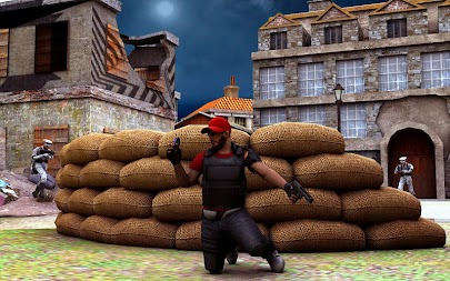 Survival Rules Counter Terrorist Fury War APK screenshot thumbnail 2