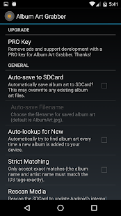 Album Art Grabber Pro Key- screenshot thumbnail