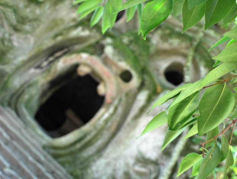 Una porta del parco dei mostri di Morrilwen