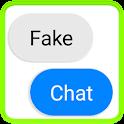 Fake Chat Conversation - prank icon