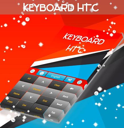 Keyboard for HTC 4.172.105.81 screenshot 1113911