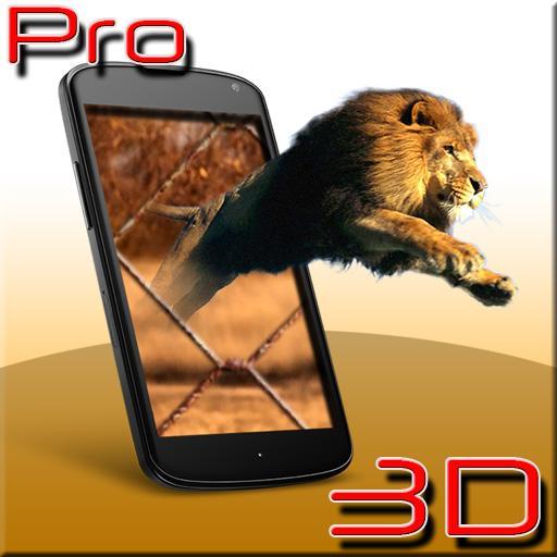 Super Parallax 3D Pro LWP 個人化 App LOGO-APP試玩