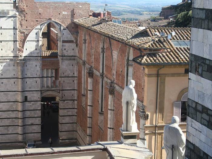 Visto al Duomo Nuovo e il Facciatone
