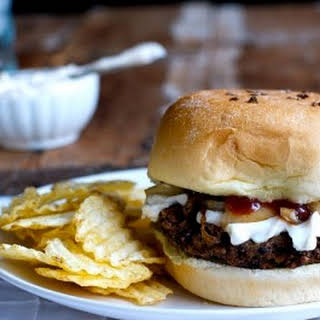 Red Beans and Rice Burgers.
