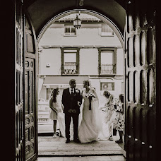 Bryllupsfotograf Javi Calvo (javicalvo). Bilde av 15.04.2019