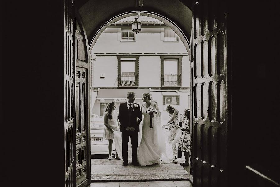 Fotógrafo de bodas Javi Calvo (javicalvo). Foto del 15.04.2019