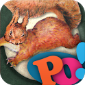 PopOut! The Tale of Squirrel Nutkin: A Pop-up Book icon
