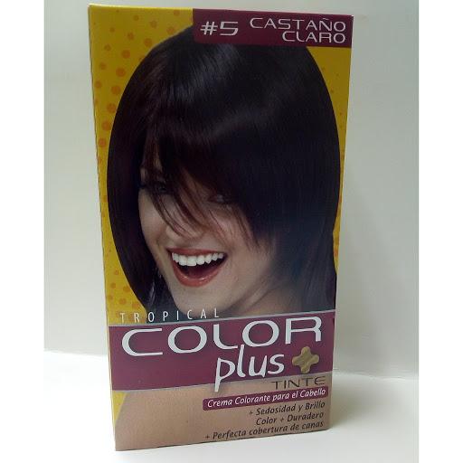 Tinte Color Plus Kit 5.0 Castano Claro