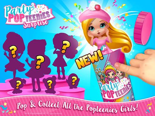 Party Popteenies Surprise - Rainbow Pop Fiesta 1.0.97 screenshots 15