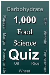 Food science quiz - náhled