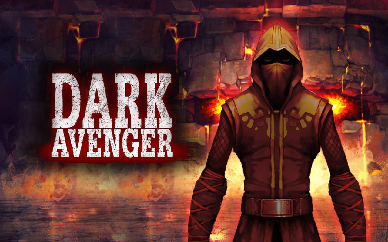 Dark Avenger - screenshot