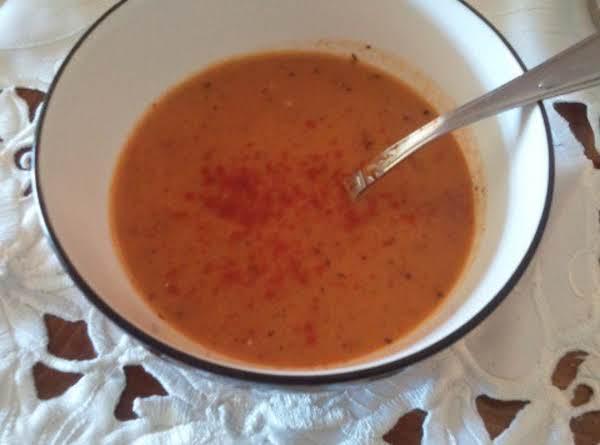 Creamy Garden Vegetable Curry Soup Recipe
