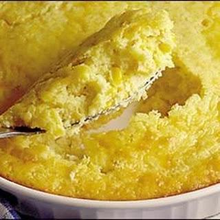 Easy Corn Pudding