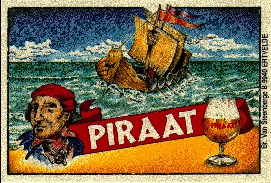 Logo of Van Steenberge Piraat Belgian Ale