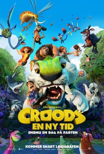 Gia Đình Crood: Kỷ Nguyên Mới