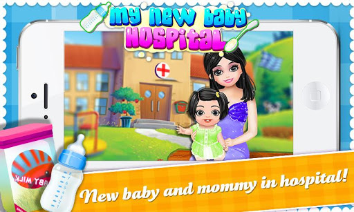 My New Baby Hospital's Doctor