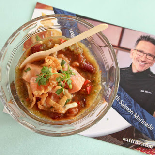 True North Salmon Chilly Chili by Chef Rick Moonen