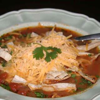 Authentic Tortilla Soup Recipes