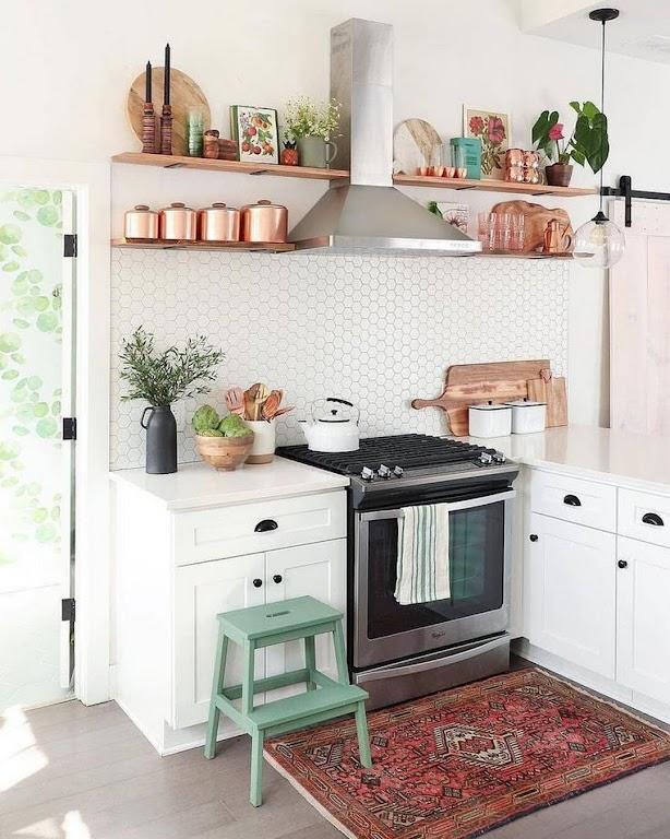 Szafki kuchenne pozwalają zaoszczędzić dużo miejsca