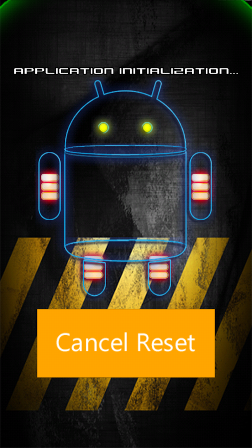 Network Signal Reset Free- screenshot