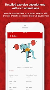 Bulk: Workout Coach & Recipes to Gain Weight - náhled