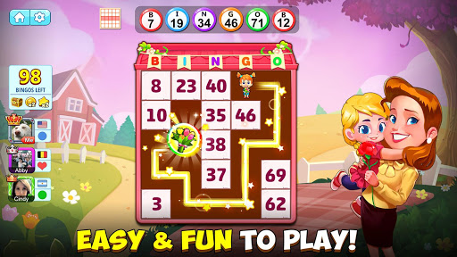 Bingo Holiday: Free Bingo Games apkmr screenshots 19