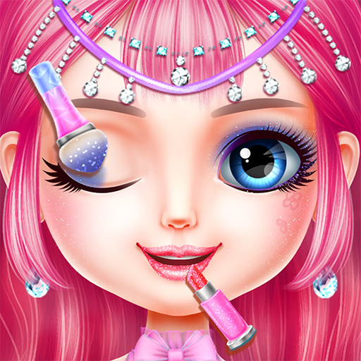 Princess Prom Makeup Salon