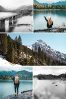 Outdoor Collage - Pinterest Pin item