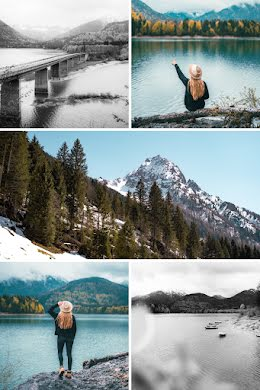 Outdoor Collage - Photo Collage item