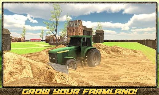 Hay-Farm-Plow-Truck-Driver 11