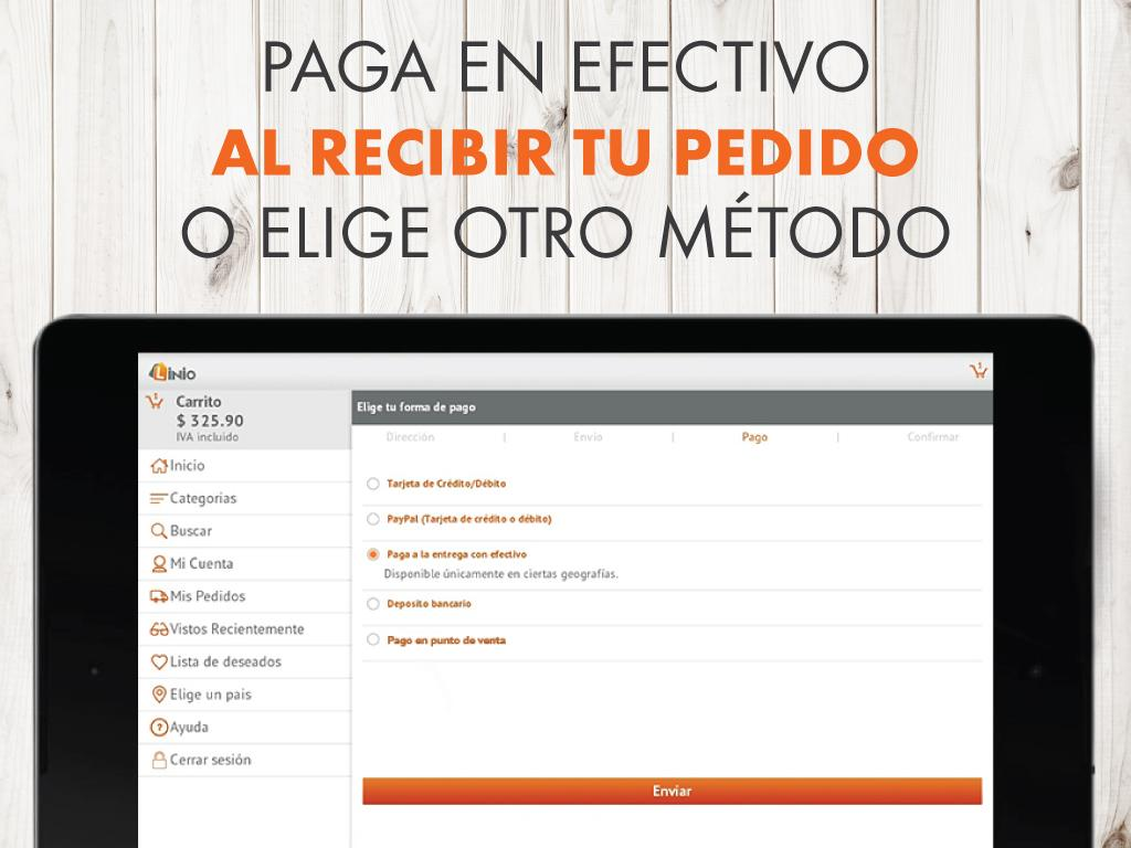 Linio - Tienda en línea- screenshot