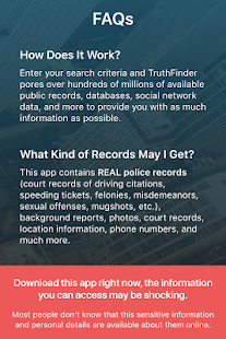 TruthFinder Background Check Mod Apk Latest Version | mod-apk info