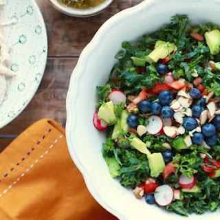 Vitality Superfood Salad // Gluten & Dairy Free.