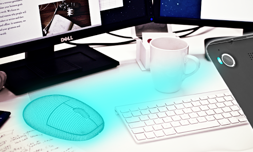 Virtual Mouse Simulator: Prank