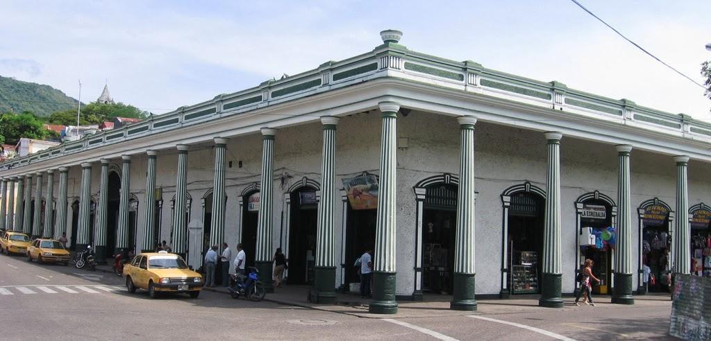 Resultado de imagen para plaza de mercado de honda tolima