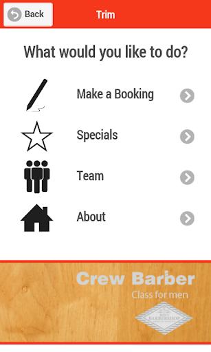 Crew Barber Johnstown