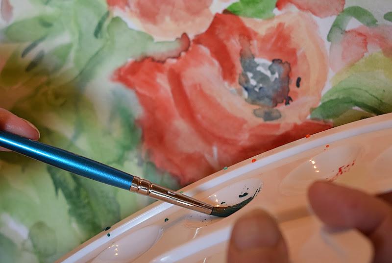 Tavolozza, colori e pennello di Cate80