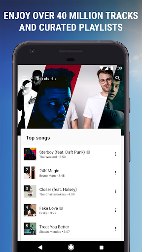 Google Play Music 8.17.7736-1.K screenshots 4