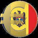 Moldova Exchange Rates Widget icon