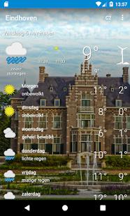 Eindhoven - Weer - náhled