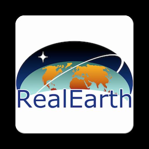 RealEarth 天氣 App LOGO-硬是要APP