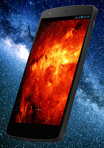 Space Pro Live Wallpaper v1.7.0 [Paid] APK 1