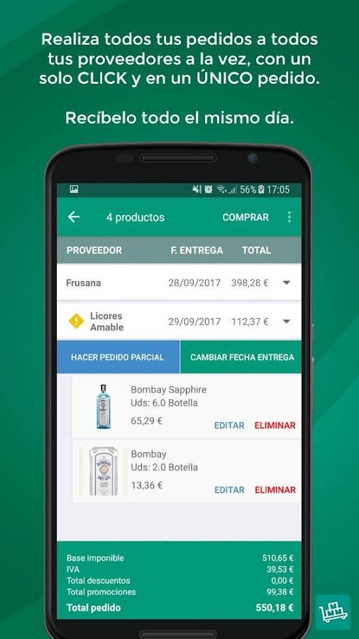 CASH no CARRY - El marketplace oficial de la FEHR- screenshot