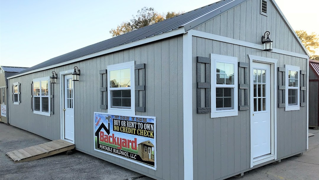 32+ Backyard Portable Buildings Llc Gif - HomeLooker