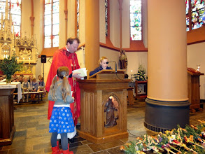 Photo: We bidden onze voorbeden!
