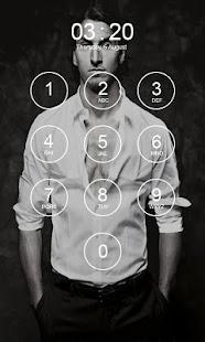 Zlatan Ibrahimovic Lock Screen 4K : IbraKadabra - náhled