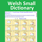 Vocab Game Welsh Small Dictionary