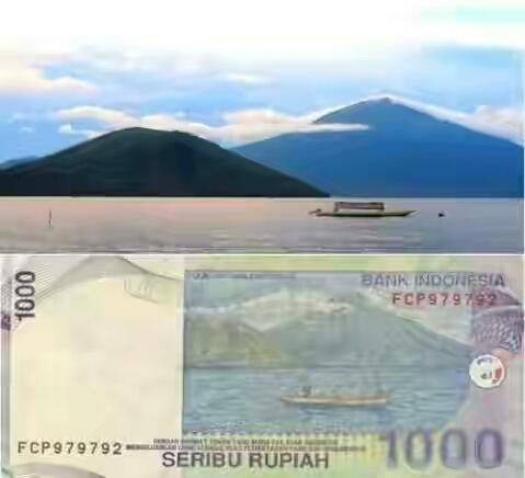Foto-foto Keindahan Indonesia yang Selama Ini Cuma Kita Lihat di Uang  Kertas | KASKUS