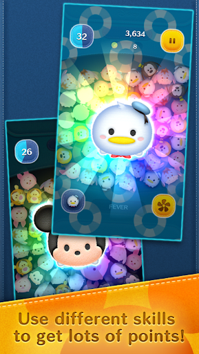 LINE: Disney Tsum Tsum Screenshot