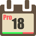 Work Shift Calendar Pro icon